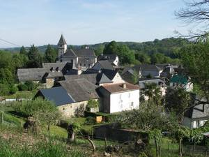 Photo du village - Eysus
